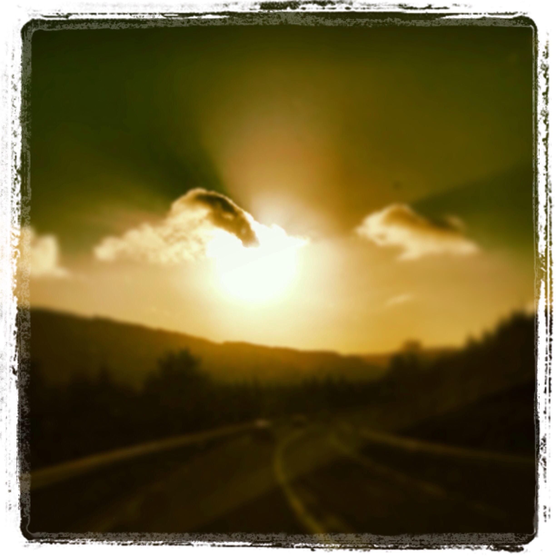 Fallopian sunset