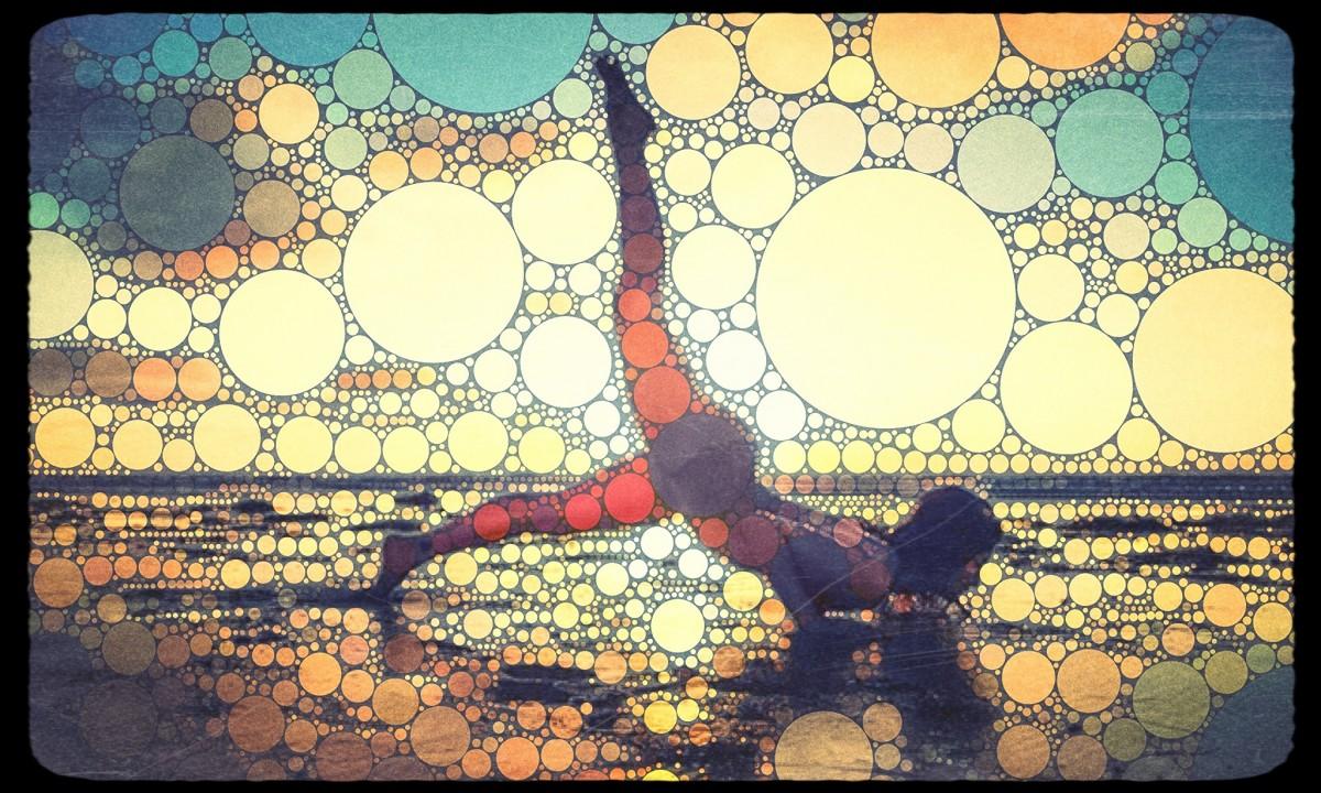 yoga art 8