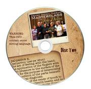 John Dalton craniosacral therapy masterclass DVD series disc3