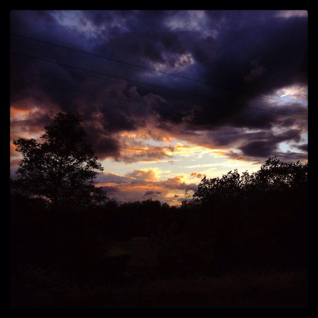 Kilgarvan sunset