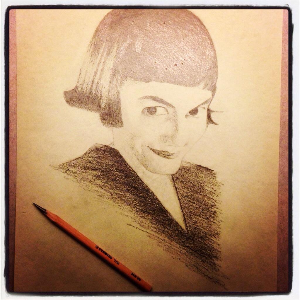 Amelie sketch