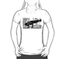 Yoga art 5 tshirt