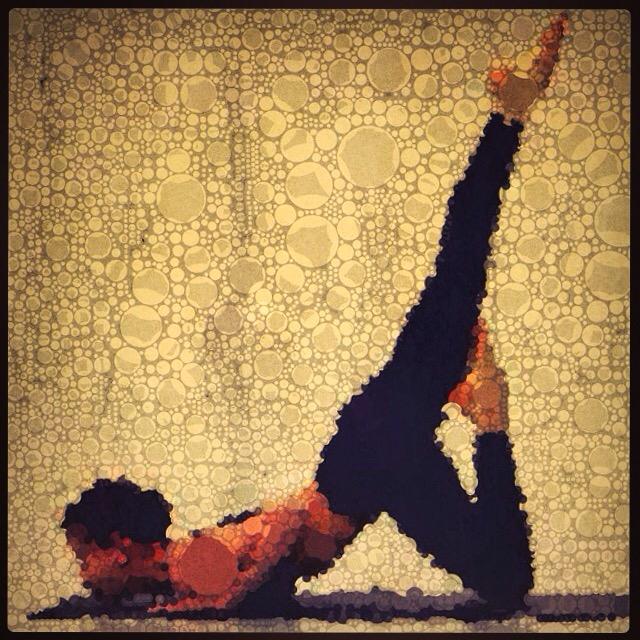 Yoga art 12