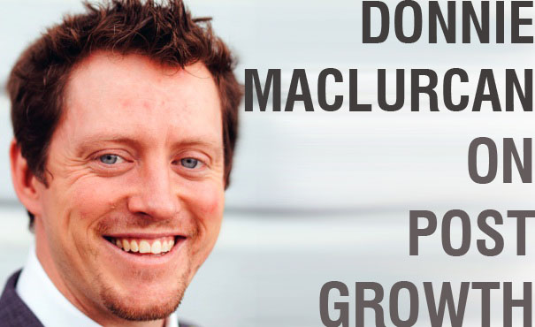 Ep 21 – Donnie Maclurcan : Global prosperity and the end of economic growth