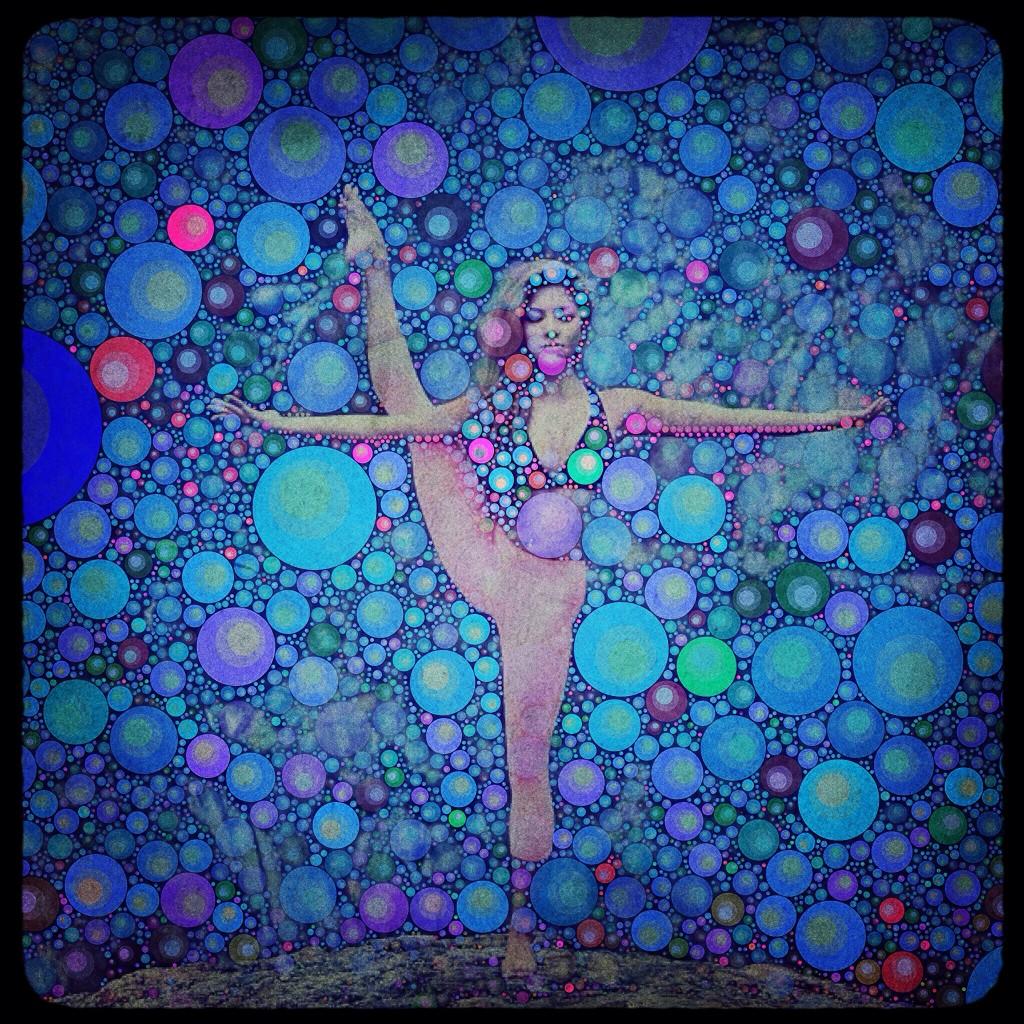 Yoga Art 13 - John Dalton