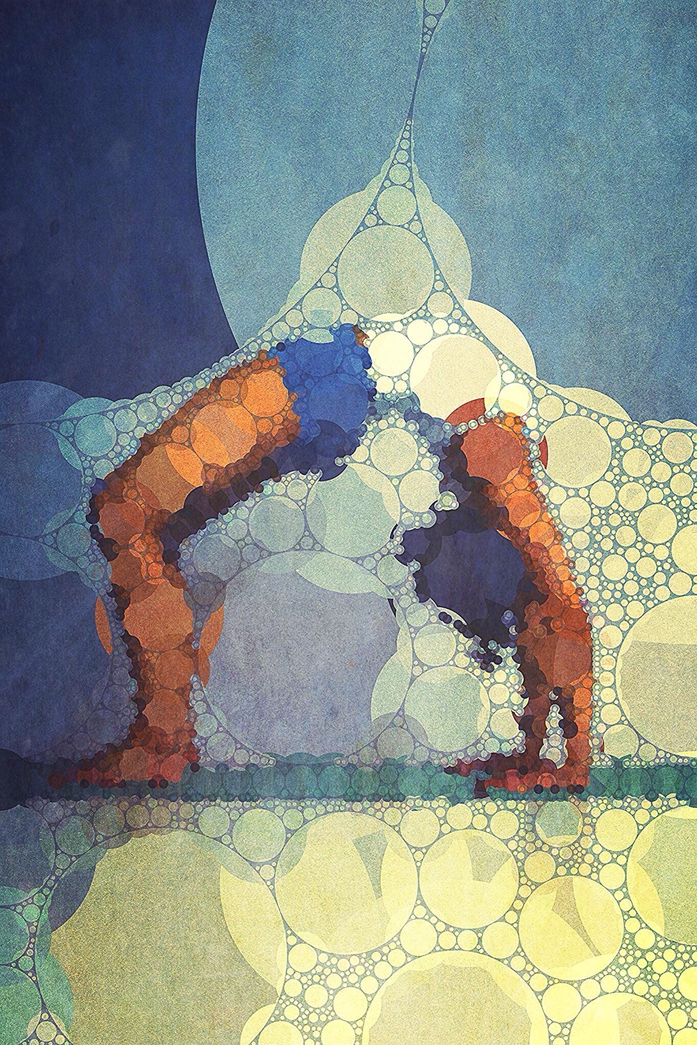 Yoga art 15