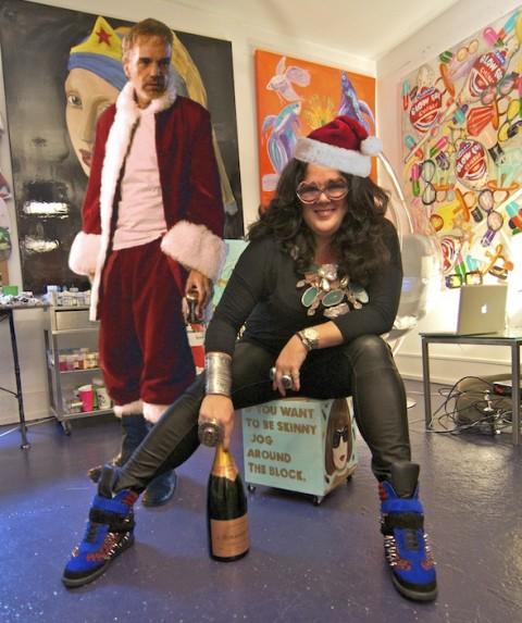 Ep 42 – Ashley Longshore : Christmas Special