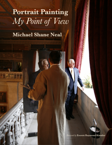 Michael Shane Neal ~ Portrait Painting: My Point of View