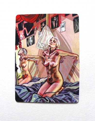 Sarah Muirhead Playing Card Project