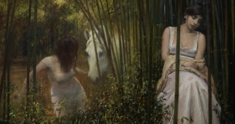 Julyan Davis - The Marchioness Dreams of Escape