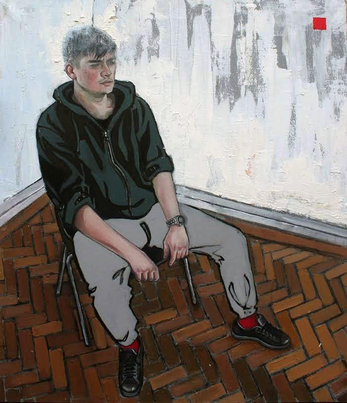 Waiting Room boy Tom McLean